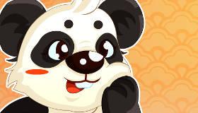 gratis : Juego de memoria de panda