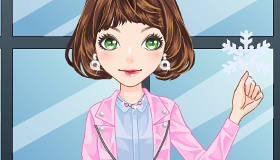 maquillaje : Vestir a la profe de plástica