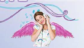 famosos : Flappy Violetta a los cuatro vientos