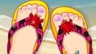 decoración : Decorar zapatos de verano