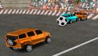 gratis : Juegar al fútbol con coches
