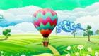 gratis : Aventura en globo para chicas