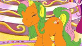 famosos : El baile de Mi Pequeño Pony