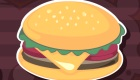 cocina : Juego de divertidas hamburguesas