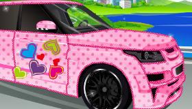 decoración : Decorar un coche de lujo