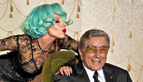 Música : Lady Gaga Feat. Tony Bennett - I Can't Give You Anything But Love
