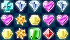 gratis :  Juego de puzle de joyas