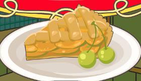 cocina : El pastel de manzana de Mia