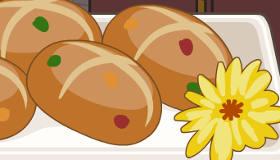 cocina : Panecillos de primavera