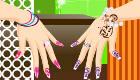 maquillaje : La manicura de Zendaya