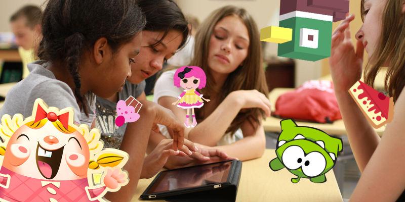las apps ms divertidas para chicas a las que puedes jugar en android iphone y ipad