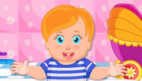 gratis : El baño matutino del bebé Paco