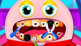 Humpty Dumpty en el dentist