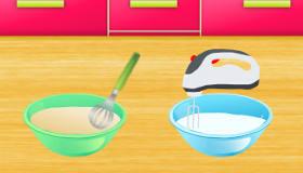 cocina : Tortita de champiñones