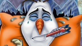 famosos : Juego de Olaf de Frozen