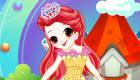 vestir : Juego de vestir a una princesa para el baile
