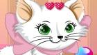 vestir : Vestir a un gatito