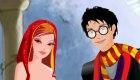 famosos : Harry Potter y Ginny Weasley - 10