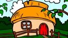 gratis : Dibujos de casitas