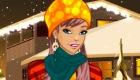 vestir : Juego de vestir de invierno - 4