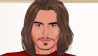 famosos : Juego de Johnny Depp