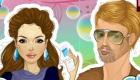 famosos : La familia de Pitt y Jolie
