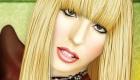 famosos : El maquillaje de Lady Gaga - 10