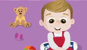 gratis : Juego educativo de bebé