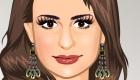 famosos : Maquillar a Rachel de Glee