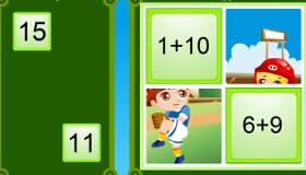 Contar los puntos en béisbol