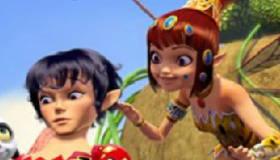famosos : Mia y los elfos de Centopia