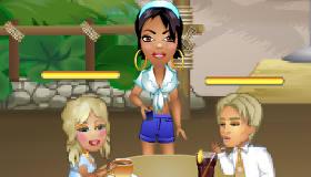 gratis : Una chica camarera en Miami