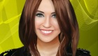 famosos : Maquillar a Miley Cyrus