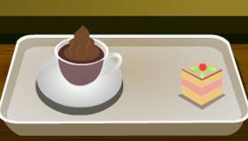 cocina : Juego de café para chicas