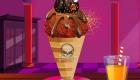 cocina : Juego de helados de Monster High