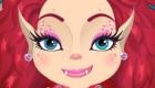 maquillaje : Juego de cambio de look de monstruos