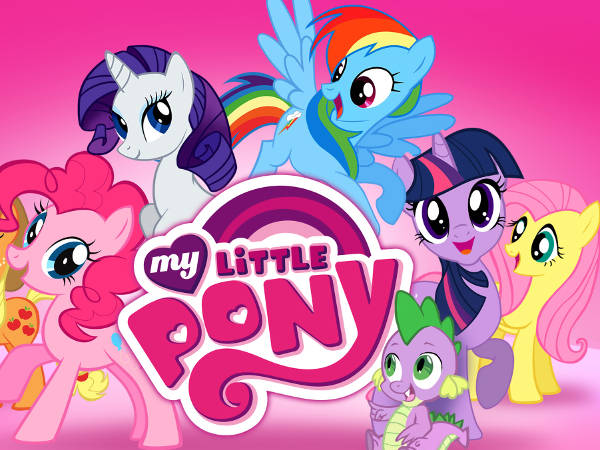 My Little Pony Chicas De Equestria