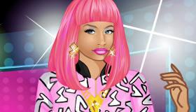 famosos : Nicki Minaj diva de la moda
