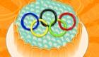 cocina : Preparar una tarta olímpica
