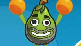 famosos : Papa Pear juego online - 10