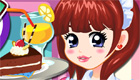 Una chica pastelera