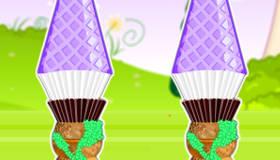 cocina : Cupcakes enredados para siempre