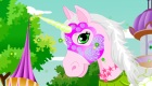 vestir : Vestir a un unicornio