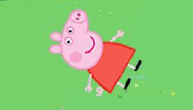 Peppa Pig en el espacio
