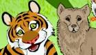 gratis : Juego de objetos ocultos en la jungla