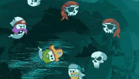 gratis : Piratas fantasma