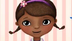 famosos : Doc McStuffins cura a los juguetes