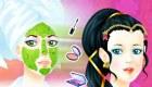 maquillaje : Cambio de look de princesa