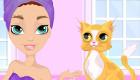 maquillaje : Juego de gato online