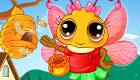 vestir : La abeja Amaia
